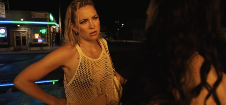 Kate Hudson in Mona Lisa and the Blood Moon