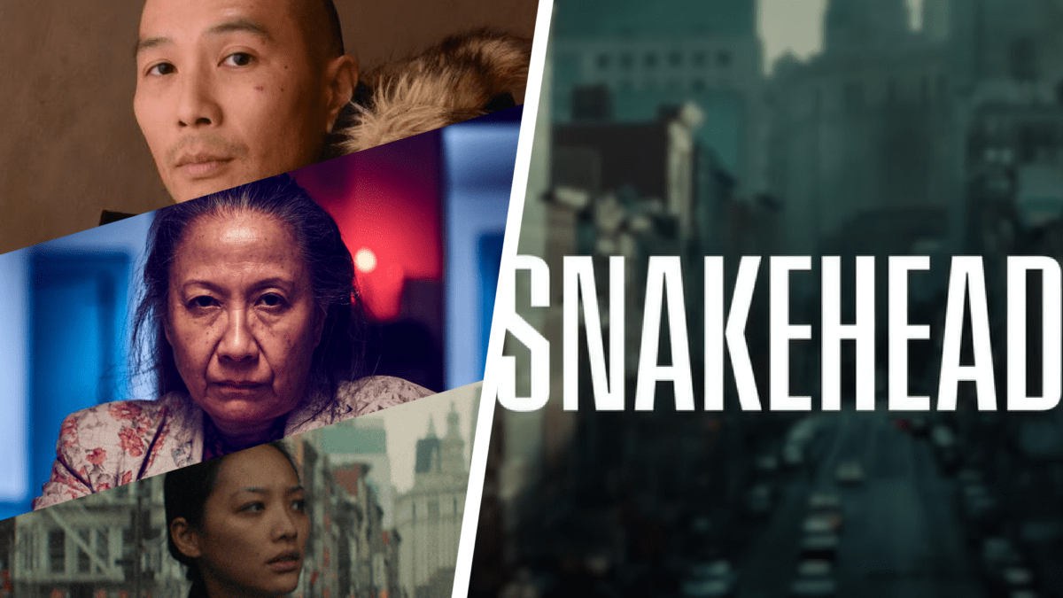 TIFF INTERVIEW: Director and Stars of 'Snakehead'