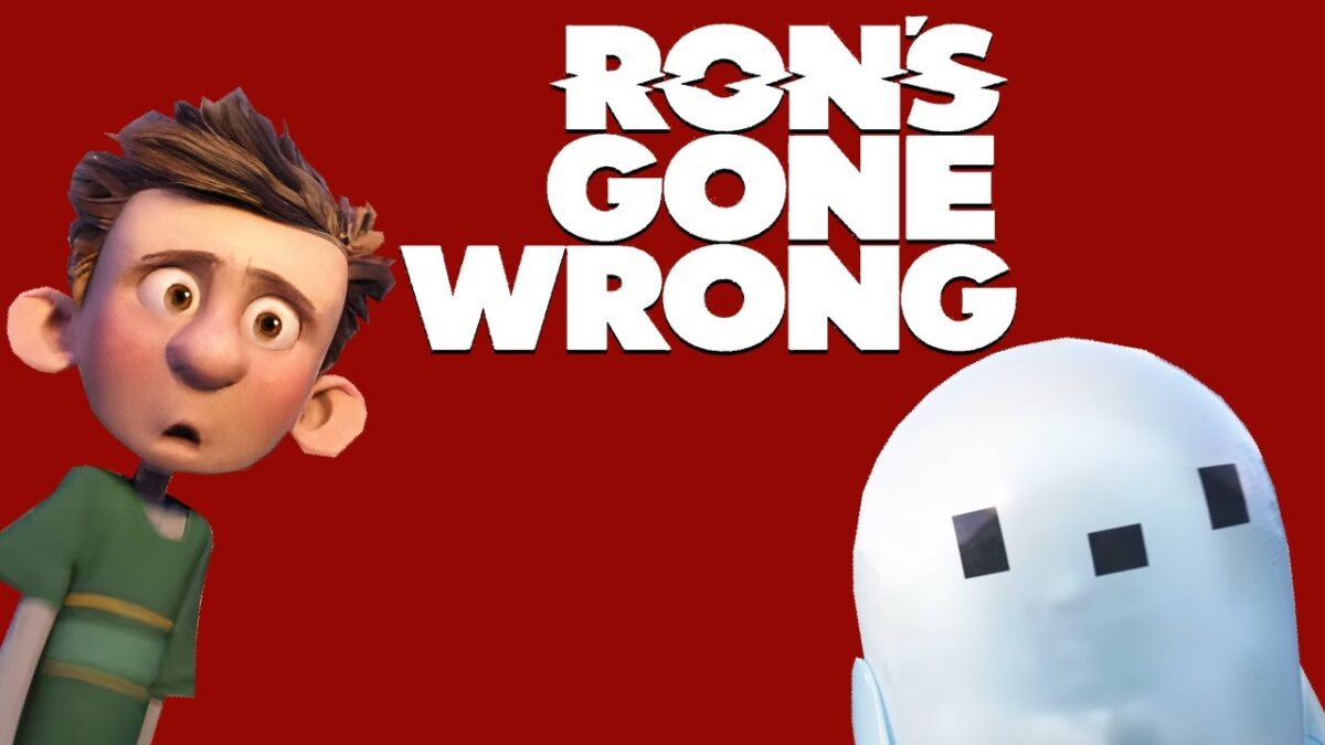 REVIEW: Ron's Gone Wrong (LFF 2021)